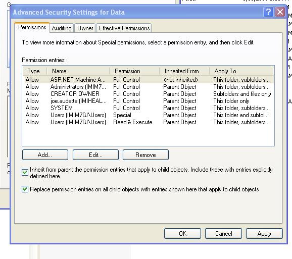 IIS Web Setup - mojoPortal