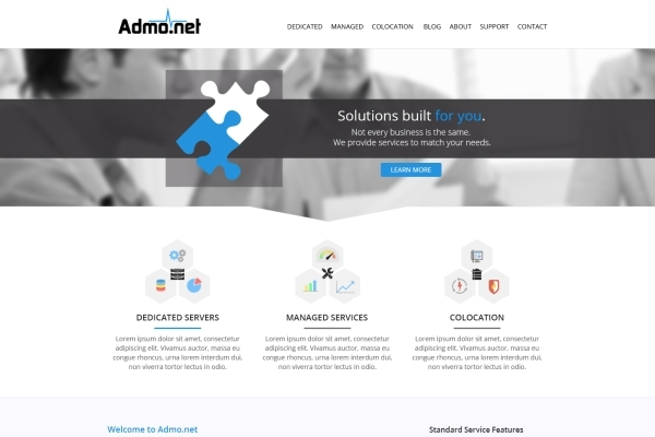 ADMO.NET - Website Designed by i7MEDIA