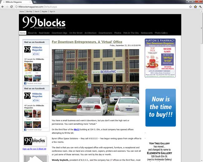 99blocks Magazine