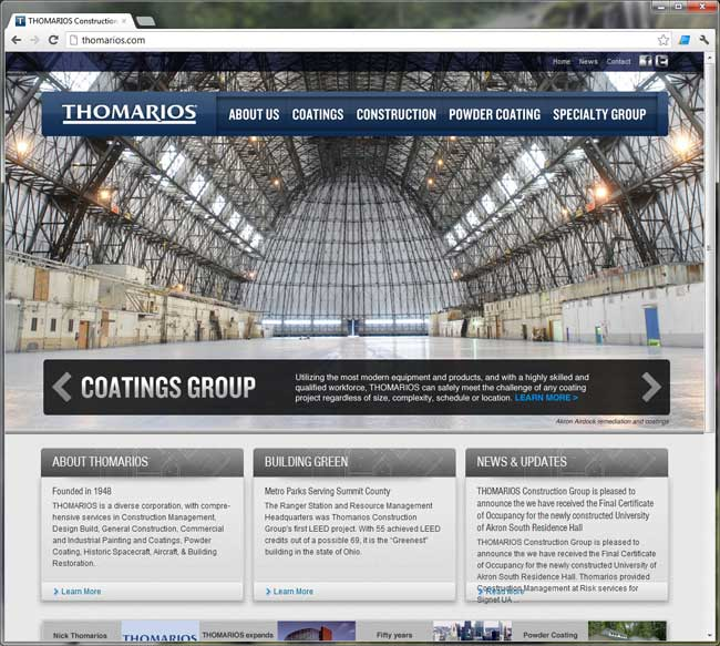 Thomarios Site