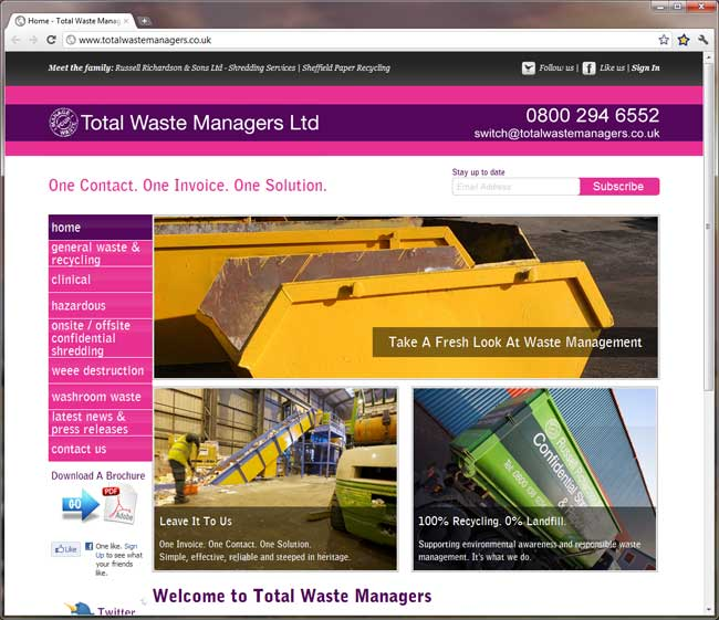 Total Waste Managers