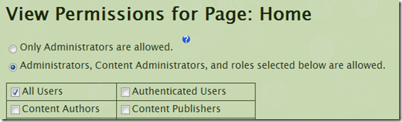 page-permissions