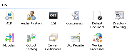 certificates icon screen shot